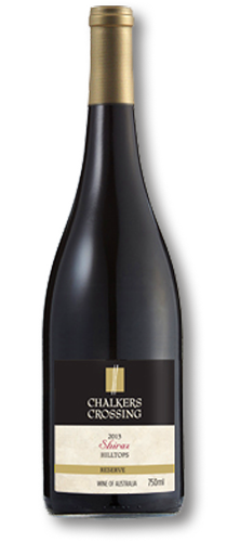 Chalkers Crossing 2013 Reserve Shiraz