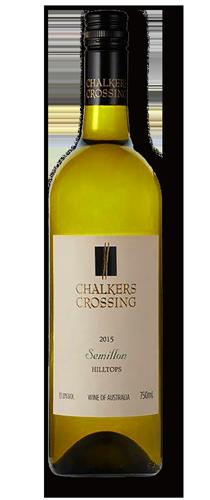 Chalkers Crossing 2015 Hilltops Semillon